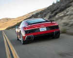 2020 Audi R8 Coupe (US-Spec) Rear Wallpapers 150x120 (27)