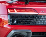 2020 Audi R8 Coupe (US-Spec) Tail Light Wallpapers 150x120 (49)