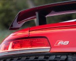 2020 Audi R8 Coupe (US-Spec) Tail Light Wallpapers 150x120 (44)