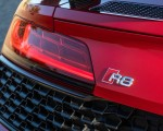 2020 Audi R8 Coupe (US-Spec) Tail Light Wallpapers 150x120 (45)