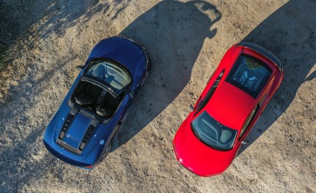 2020 Audi R8 Coupe and Spyder (US-Spec) Top Wallpapers 450x275 (45)