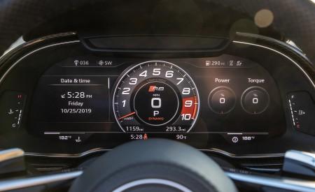 2020 Audi R8 Spyder (US-Spec) Digital Instrument Cluster Wallpapers 450x275 (44)