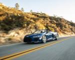 2020 Audi R8 Spyder (US-Spec) Front Three-Quarter Wallpapers 150x120 (7)