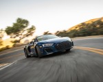 2020 Audi R8 Spyder (US-Spec) Front Wallpapers 150x120 (5)