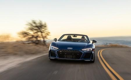 2020 Audi R8 Spyder (US-Spec) Front Wallpapers 450x275 (6)