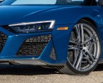 2020 Audi R8 Spyder (US-Spec) Headlight Wallpapers 150x120 (31)