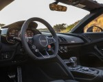 2020 Audi R8 Spyder (US-Spec) Interior Wallpapers 150x120 (43)