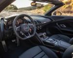 2020 Audi R8 Spyder (US-Spec) Interior Wallpapers 150x120 (42)