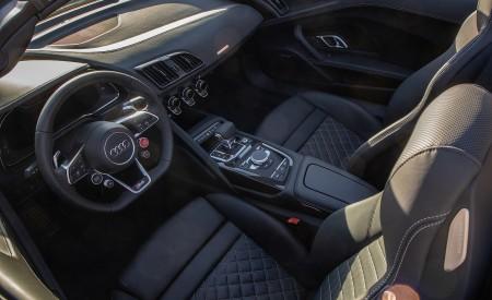 2020 Audi R8 Spyder (US-Spec) Interior Wallpapers 450x275 (41)