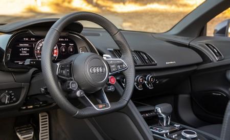 2020 Audi R8 Spyder (US-Spec) Interior Wallpapers 450x275 (40)