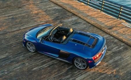 2020 Audi R8 Spyder (US-Spec) Top Wallpapers 450x275 (23)