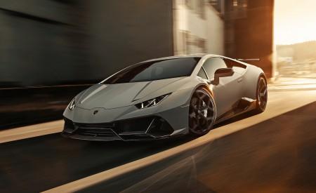 2020 NOVITEC Lamborghini Huracán EVO Front Three-Quarter Wallpapers 450x275 (2)
