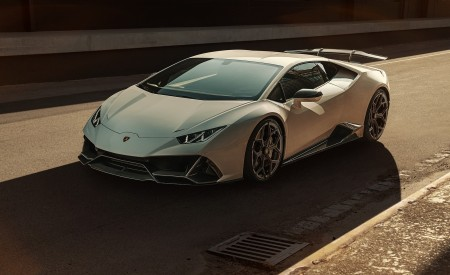 2020 NOVITEC Lamborghini Huracán EVO Wallpapers HD