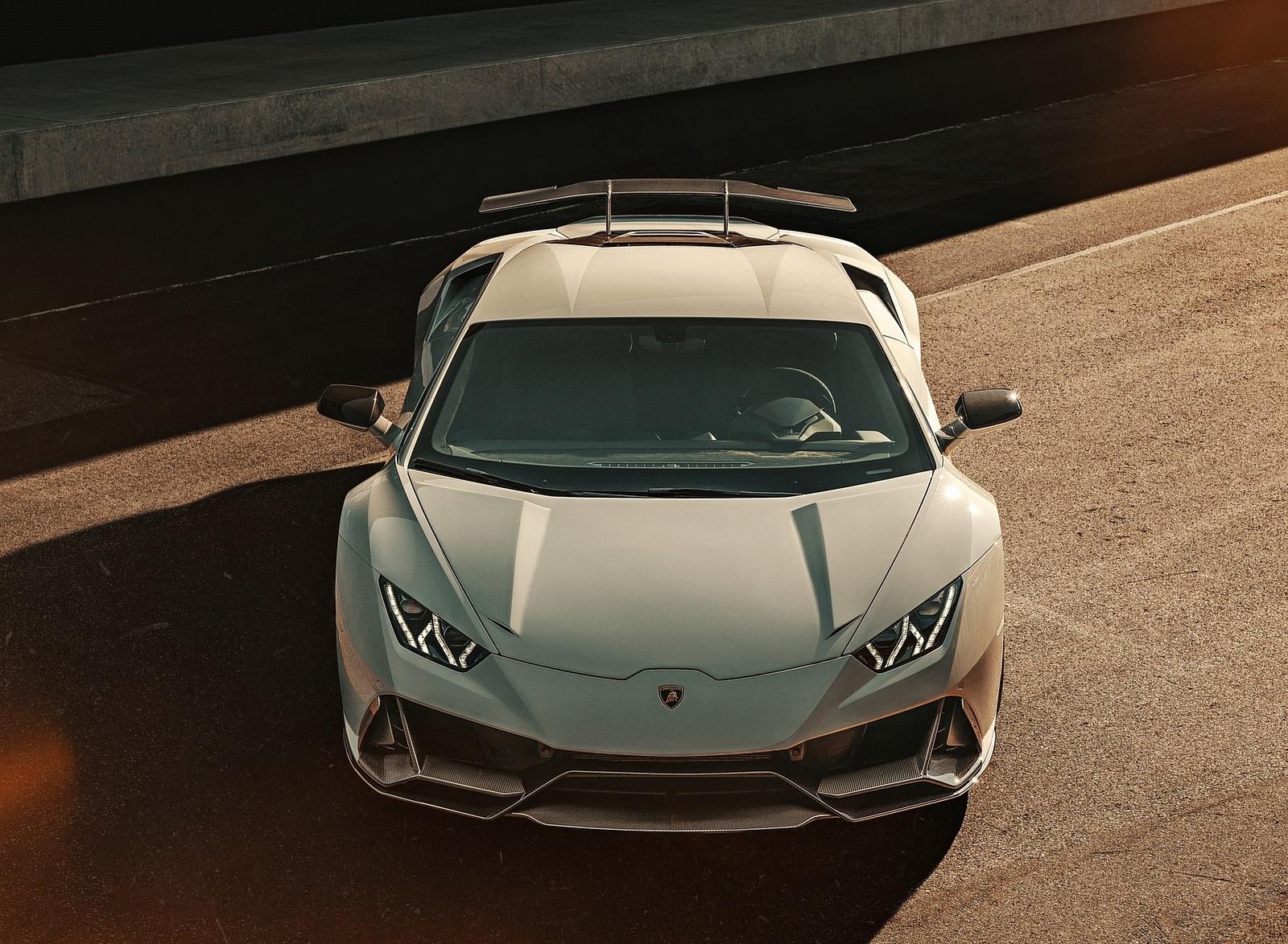 2020 NOVITEC Lamborghini Huracán EVO Front Wallpapers (5)