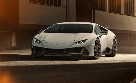 2020 NOVITEC Lamborghini Huracán EVO Front Wallpapers 450x275 (3)