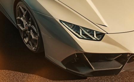 2020 NOVITEC Lamborghini Huracán EVO Headlight Wallpapers 450x275 (10)