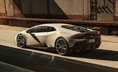2020 NOVITEC Lamborghini Huracán EVO Rear Three-Quarter Wallpapers 450x275 (6)