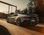 2020 NOVITEC Lamborghini Huracán EVO Rear Three-Quarter Wallpapers 150x120 (4)