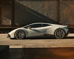 2020 NOVITEC Lamborghini Huracán EVO Side Wallpapers 150x120 (8)