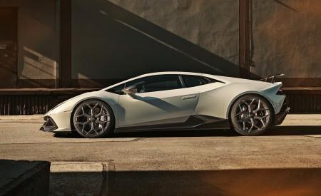 2020 NOVITEC Lamborghini Huracán EVO Side Wallpapers 450x275 (8)