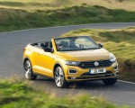 2020 Volkswagen T-Roc R-Line Cabriolet (UK-Spec) Front Three-Quarter Wallpapers 150x120 (38)