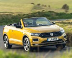 2020 Volkswagen T-Roc R-Line Cabriolet (UK-Spec) Front Three-Quarter Wallpapers 150x120 (17)