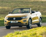 2020 Volkswagen T-Roc R-Line Cabriolet (UK-Spec) Front Three-Quarter Wallpapers 150x120 (3)