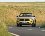 2020 Volkswagen T-Roc R-Line Cabriolet (UK-Spec) Front Wallpapers 150x120 (28)