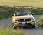 2020 Volkswagen T-Roc R-Line Cabriolet (UK-Spec) Front Wallpapers 150x120 (43)