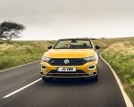 2020 Volkswagen T-Roc R-Line Cabriolet (UK-Spec) Front Wallpapers 150x120 (22)