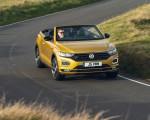 2020 Volkswagen T-Roc R-Line Cabriolet (UK-Spec) Front Wallpapers 150x120 (7)