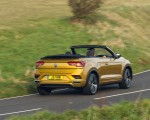 2020 Volkswagen T-Roc R-Line Cabriolet (UK-Spec) Rear Three-Quarter Wallpapers 150x120 (45)