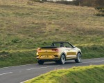 2020 Volkswagen T-Roc R-Line Cabriolet (UK-Spec) Rear Three-Quarter Wallpapers 150x120 (46)