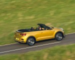 2020 Volkswagen T-Roc R-Line Cabriolet (UK-Spec) Rear Three-Quarter Wallpapers 150x120 (8)