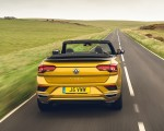 2020 Volkswagen T-Roc R-Line Cabriolet (UK-Spec) Rear Wallpapers 150x120 (47)