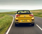 2020 Volkswagen T-Roc R-Line Cabriolet (UK-Spec) Rear Wallpapers 150x120 (23)