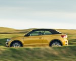2020 Volkswagen T-Roc R-Line Cabriolet (UK-Spec) Side Wallpapers 150x120 (36)
