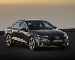 2021 Audi A3 Sedan (Color: Manhattan Gray) Front Three-Quarter Wallpapers 150x120 (15)