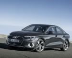 2021 Audi A3 Sedan (Color: Manhattan Gray) Front Three-Quarter Wallpapers 150x120 (8)