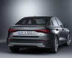 2021 Audi A3 Sedan (Color: Manhattan Gray) Rear Three-Quarter Wallpapers 150x120 (23)