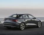 2021 Audi A3 Sedan (Color: Manhattan Gray) Rear Three-Quarter Wallpapers 150x120 (17)