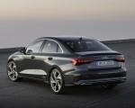 2021 Audi A3 Sedan (Color: Manhattan Gray) Rear Three-Quarter Wallpapers 150x120 (18)