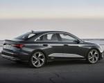 2021 Audi A3 Sedan (Color: Manhattan Gray) Rear Three-Quarter Wallpapers 150x120 (20)