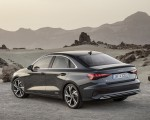 2021 Audi A3 Sedan (Color: Manhattan Gray) Rear Three-Quarter Wallpapers 150x120 (7)