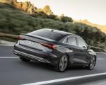 2021 Audi A3 Sedan (Color: Manhattan Gray) Rear Three-Quarter Wallpapers 150x120 (3)