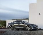 2021 Audi A3 Sedan (Color: Manhattan Gray) Side Wallpapers 150x120 (9)