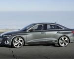 2021 Audi A3 Sedan (Color: Manhattan Gray) Side Wallpapers 150x120 (12)