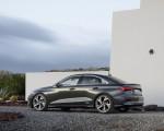 2021 Audi A3 Sedan (Color: Manhattan Gray) Side Wallpapers 150x120 (13)