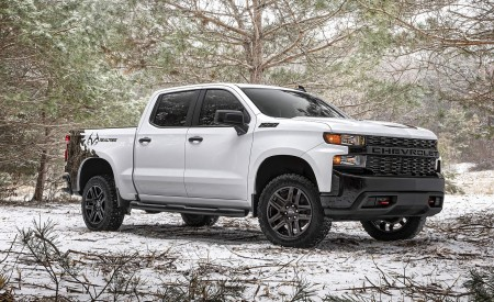 2021 Chevrolet Silverado Realtree Edition Wallpapers HD