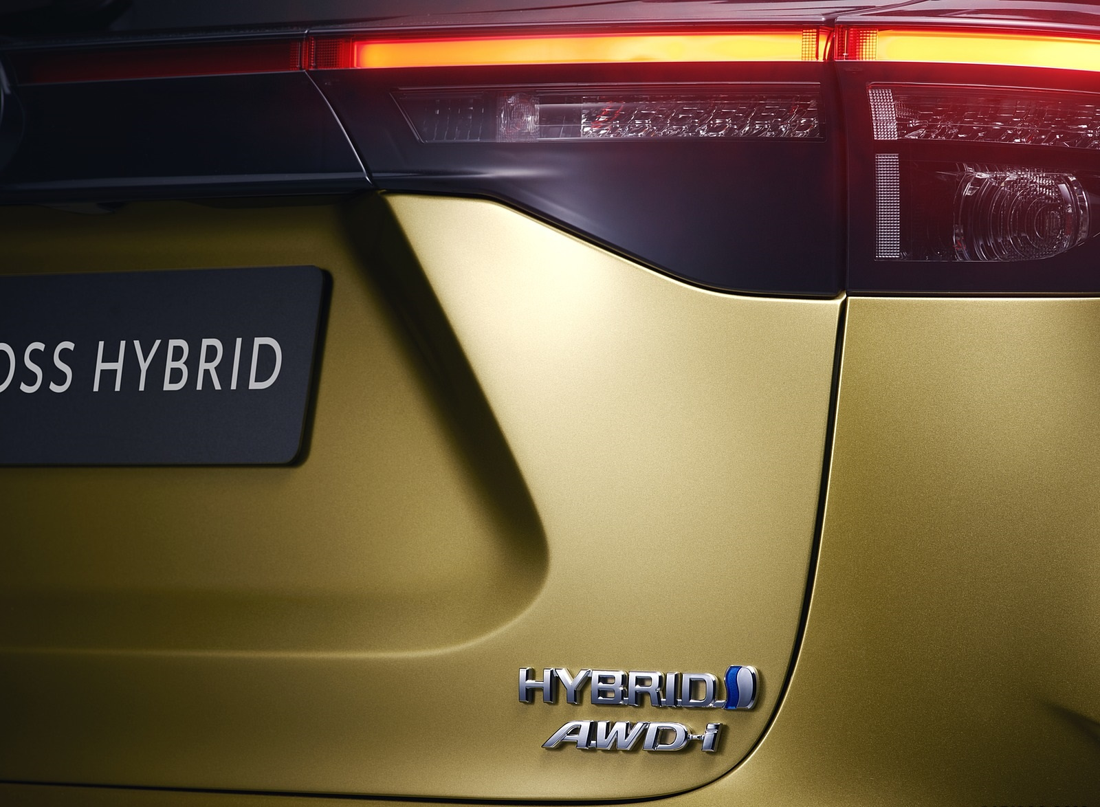 2021 Toyota Yaris Cross Hybrid AWD Tail Light Wallpapers (9)